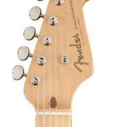 Аксессуары и комплектующие для гитар - Деколь для Fender Stratocaster 1954-1960. Доставка, 0