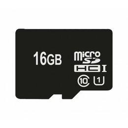 Карты памяти - Micro SD 16 Gb Class 10 China (P.R.C.) Micro SD 16Gb. Class 10, 0