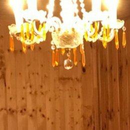 Люстры и потолочные светильники - Люстра хрустальная Bohemia Чехия СССР, 0