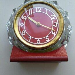 Часы настольные и каминные - Часы МАЯК...ЗАВОД НА 5-7 ДНЕЙ.., 0