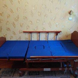Приборы и аксессуары - Кровать функциональная медицинская механическая для лежачих больных E-45A, 0
