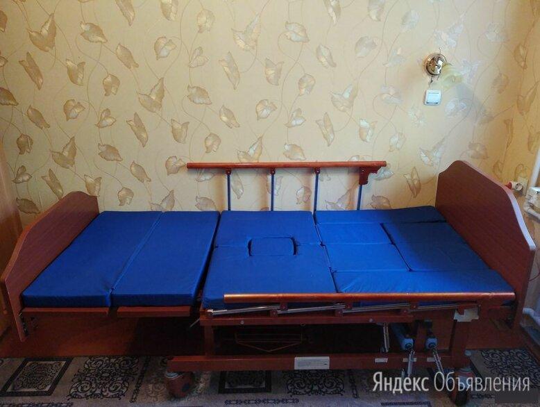Кровать функциональная медицинская механическая для лежачих больных E-45A по цене 26000₽ - Устройства, приборы и аксессуары для здоровья, фото 0