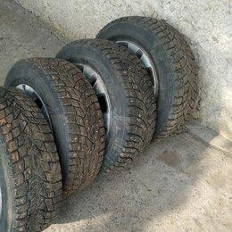 Шины, диски и комплектующие - Колёса r15 литьё резина dunlop зима, 0