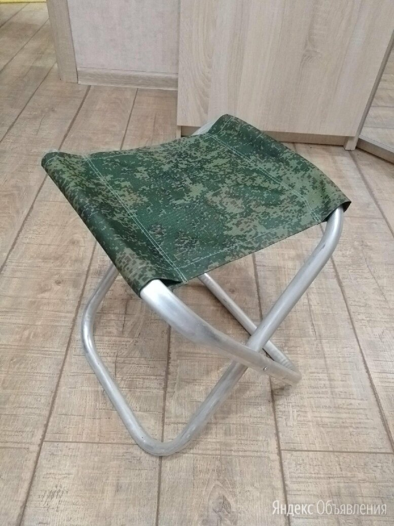 Стул складной алюминиевый по цене 650₽ - Походная мебель, фото 0