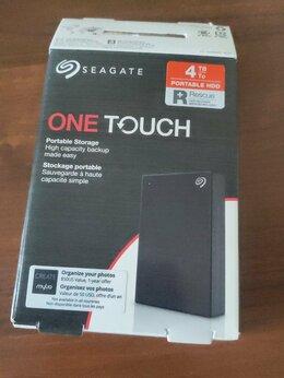 """Внешние жесткие диски и SSD - Внешний жесткий диск 2.5"""" Seagate 4TB One Touch, 0"""