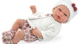 Куклы и пупсы - Пупс Arias Elegance в одежде, с соской и…, 0