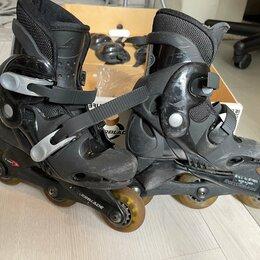 Роликовые коньки - Роликовые коньки Rollerblade, 0