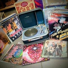 Проигрыватели виниловых дисков - Проигрыватель виниловых пластинок Молодёжный СССР, 0