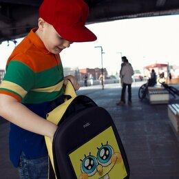 Рюкзаки, ранцы, сумки - Рюкзак с LED дисплеем PiXEL BAG детский, 0