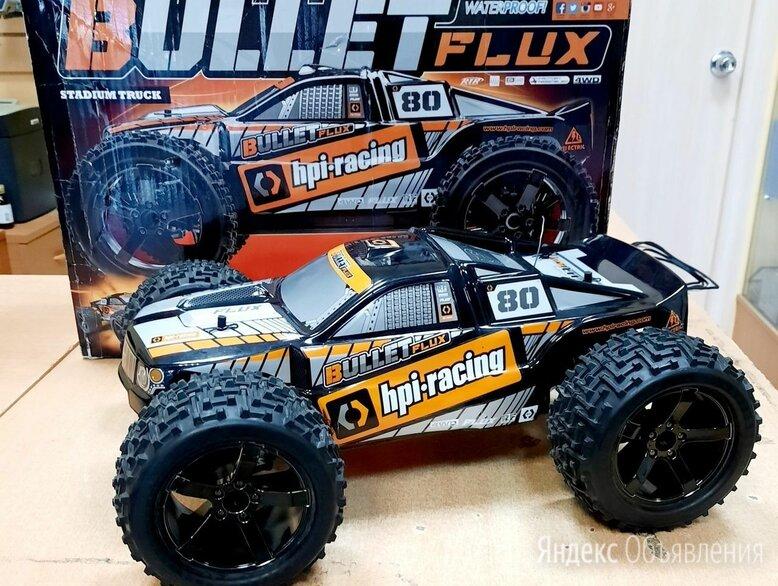 Машина HPI Racing BulletST Flux RTR по цене 11000₽ - Радиоуправляемые игрушки, фото 0