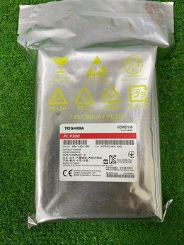 Внутренние жесткие диски - Жесткий диск новый 500GB Toshiba, 0