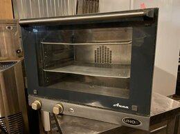 Жарочные и пекарские шкафы - Печь конвекционная UNOX XF023, 0