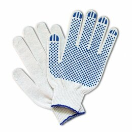 Средства индивидуальной защиты - Строительные перчатки оптом, 0