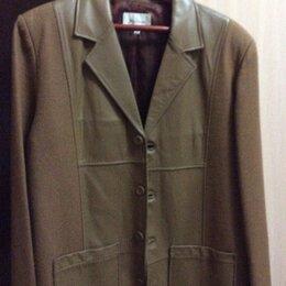 Пиджаки - Пиджак с карманАми, 0