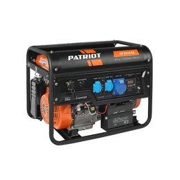 Электрогенераторы - Генератор бензиновый Patriot GP 8210 AE, 0