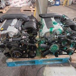 Двигатель и топливная система  - Контрактный двигатель для ссангйонг Корандо G32D (0704), 0