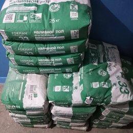 Строительные смеси и сыпучие материалы - строительная сухая смесь - наливной пол(33) по 25 кг  24 мешка, 0