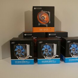 Кулеры и системы охлаждения - Кулер для процессора, 0