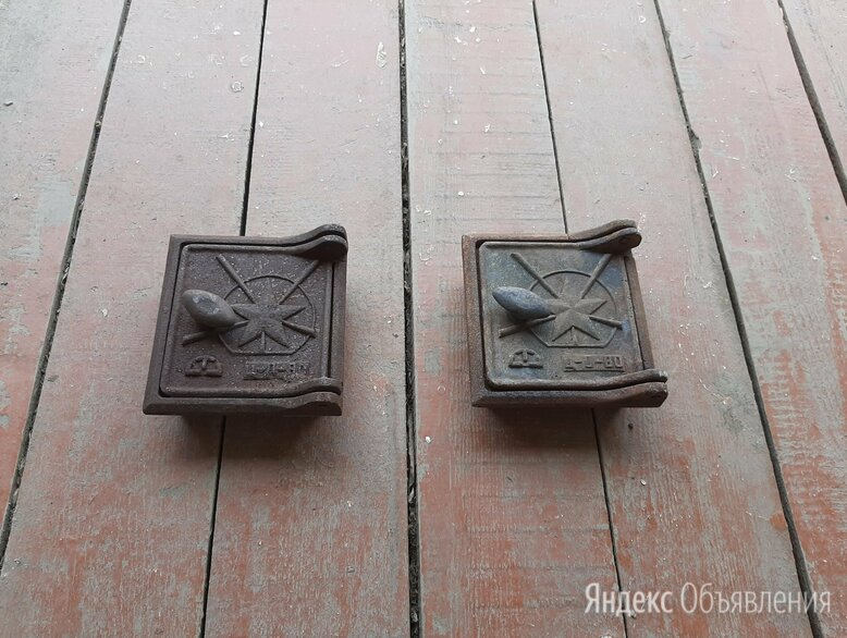 Дверки для печи (12х13 см) по цене 450₽ - Камины и печи, фото 0
