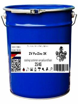 Краски - Краска по металлу и ржавчине  ZV Pu-Zinc 2K…, 0