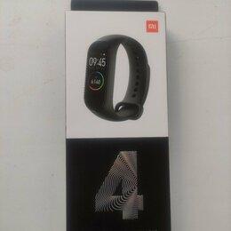 Умные часы и браслеты - Фитнес браслет xiaomi MI band 4, 0