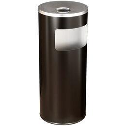 Мусорные ведра и баки - Урна металлическая с пепельницей Титан, 30л,…, 0