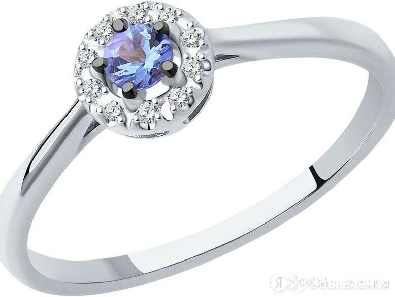 Кольцо SOKOLOV 6014170-3_s_17-5 по цене 12950₽ - Кольца и перстни, фото 0