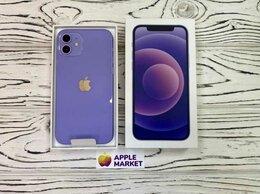 Мобильные телефоны - Apple iPhone 12 256Gb Purple (Фиолетовый), 0