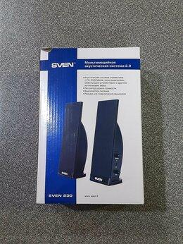 Компьютерная акустика - Колонки для компьютера Sven 230, 0