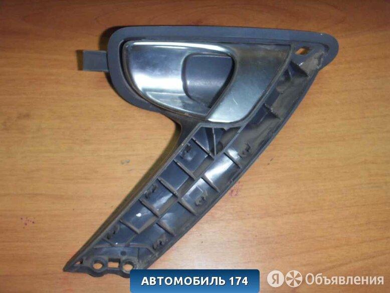 Ручка двери передней левой 80671BA Nissan Primera (P12) 2002-2008 Премьера по цене 500₽ - Интерьер , фото 0