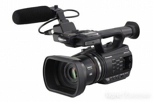 Видеокамера panasonic ag-ac90en по цене 65000₽ - Видеокамеры, фото 0
