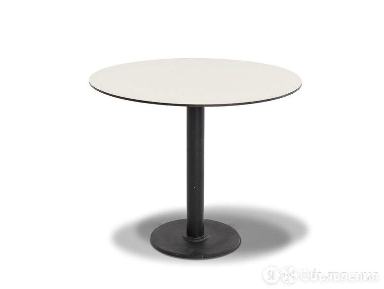 Стол 70 см Каффе RC13-70-70-M500 Молочный по цене 65142₽ - Столы и столики, фото 0