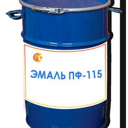 Эмали - Эмаль ПФ-115  ГОСТ 6465-76, 0