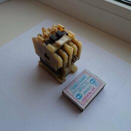 Электрические щиты и комплектующие - Магнитный пускатель, 0