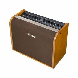 Гитарное усиление - FENDER ACOUSTIC 100  комбоусилитель для…, 0