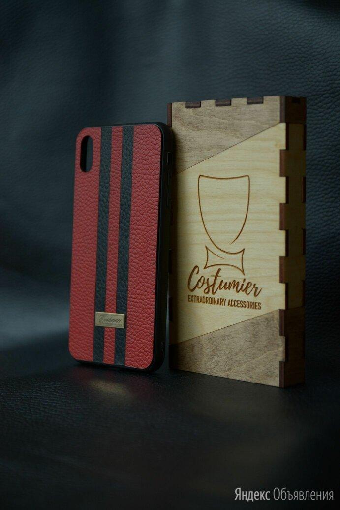 """Стильный дизайнерский чехол """"Costumier"""" для IPhone по цене 4950₽ - Чехлы, фото 0"""
