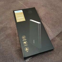 Универсальные внешние аккумуляторы - Внешний аккумулятор Romoss RT 10+ 10000 mAh Черный, 0