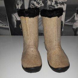 Обувь для малышей - Детская фетровая обувь на литой подошве. Бренд ShagoVita. 21 век. , 0