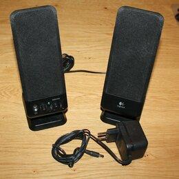 Компьютерная акустика - Колонки logitech r-10 speakers, 0