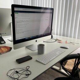 Моноблоки - iMac 27 5k 2015 i5 3.2Ghz/2x4gb/1Tb/R9M380 2gb, 0