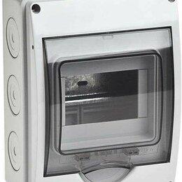Подарочные наборы - Боксы Рувинил Бокс навесной 5 мод. прозрачная вертикальная дверь с N/PE-6/0 I..., 0