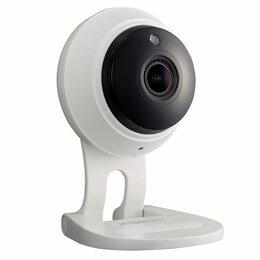 Радио- и видеоняни - Wi-Fi Видеоняня Wisenet SmartCam SNH-C6417BN, 0
