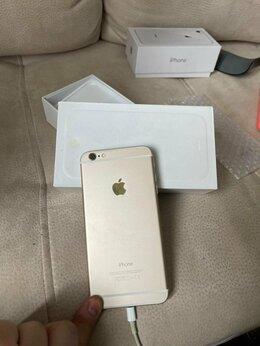 Мобильные телефоны - iPhone 6 Plus 16gb, Gold в коробке, 0