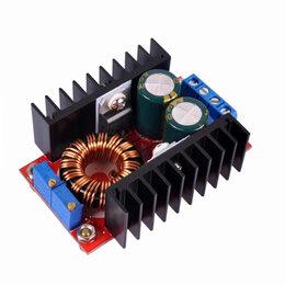 Радиодетали и электронные компоненты - OSKJ QS-1224CCBD-150W Повышающий DC-DC преобразователь 12-35V 150W, 0
