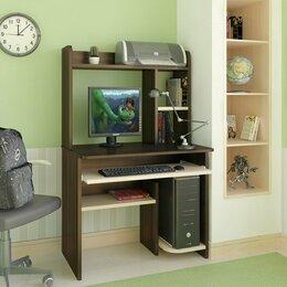 """Компьютерные и письменные столы - Стол компьютерный """"Интел-1"""" 90см, 0"""