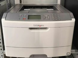 Принтеры и МФУ - Принтер Lexmark E460dn, 0