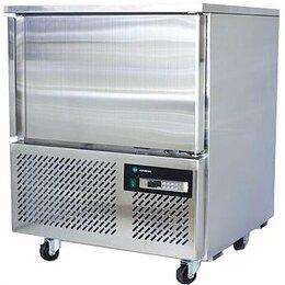 Прочее оборудование - Шкаф шоковой заморозки Hurakan HKN-BCF5M, 0
