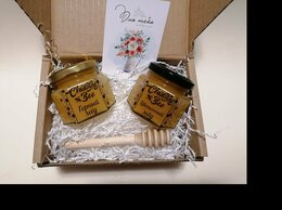 Подарочные наборы - Подарочные наборы с мёдом , 0