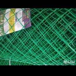 Сетки и решетки - Заборная решетка 55*55мм (1,5м*10м) зеленая, 0