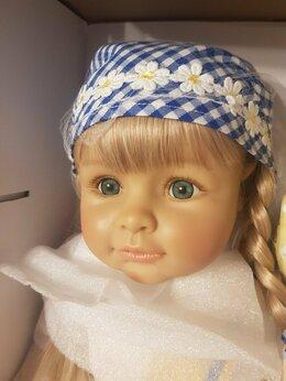 Куклы и пупсы - Коллекционная кукла новая в коробке , 0